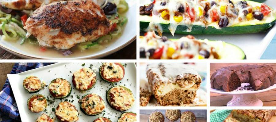Our Favorite Zucchini Recipes – Delicious Dishes Recipe Party #130