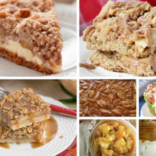 Apple Desserts - a Delicious Dishes Recipe Party collection from Food Fun Family