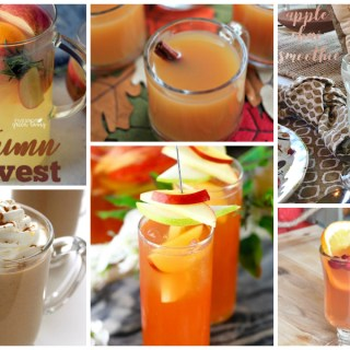 Fun Fall Drinks (family-friendly!) – Delicious Dishes Recipe Party #137