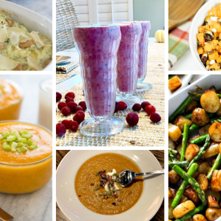 Favorite Vegetarian Recipes - a Delicious Dishes recipe party with Food Fun Family