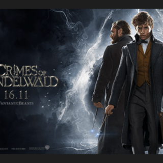 Fantastic Beasts: The Crimes of Grindelwald {Review and Cast Q&A}