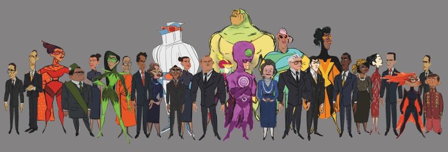 New Heroes Nolte Marsigliese