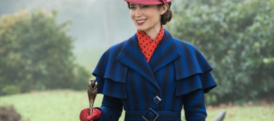 Mary Poppins Returns – Movie Review and Activity Sheets