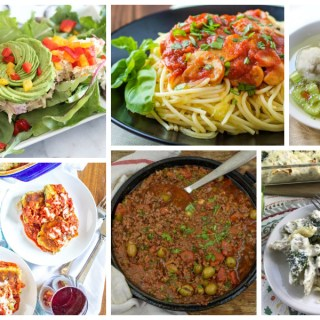 Diet-friendly recipes to support your healthy eating goals - a Delicious Dishes Recipe Party with Food Fun Family