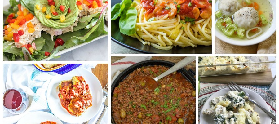 Diet-friendly Recipes – Delicious Dishes Recipe Party #147