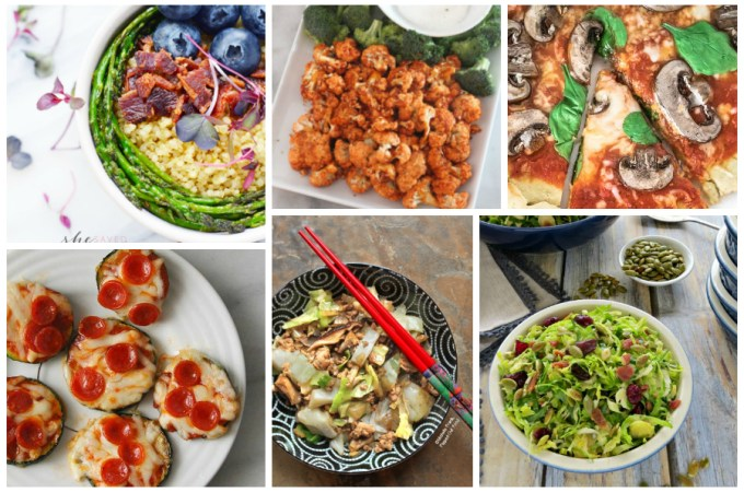 Keto-friendly Recipes - a collection of low carb meals that anyone can enjoy