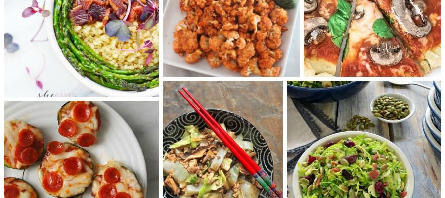 Keto-Friendly Recipes – Delicious Dishes Recipe Party #148