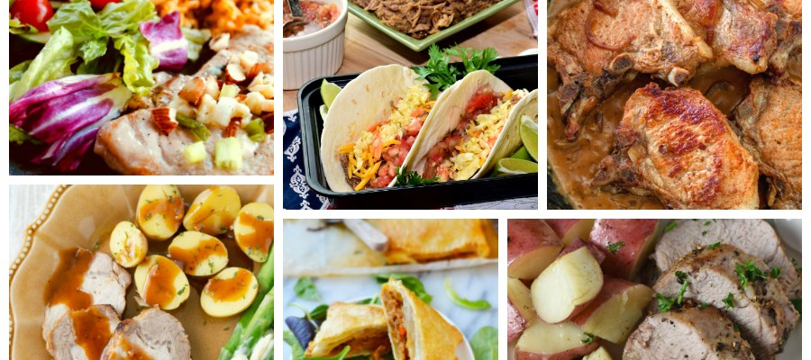 Tasty Pork Recipes – Delicious Dishes Recipe Party #150