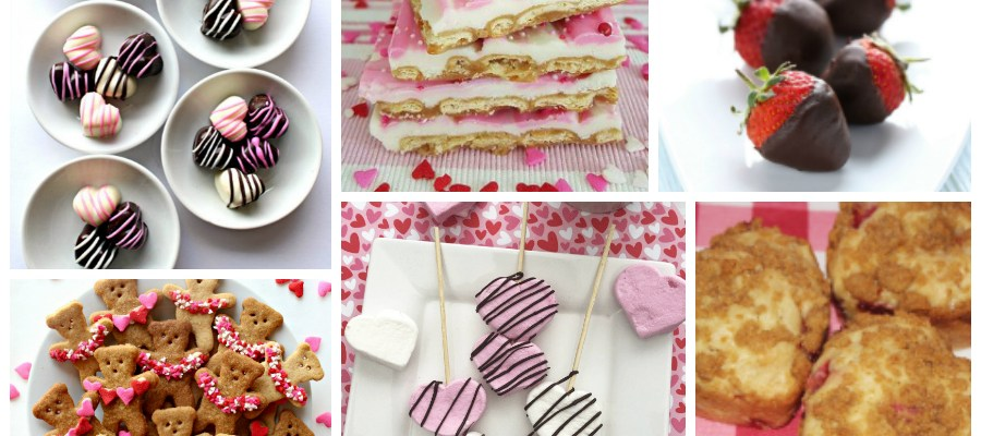 Valentine's Day Treats – Delicious Dishes Recipe Party #149