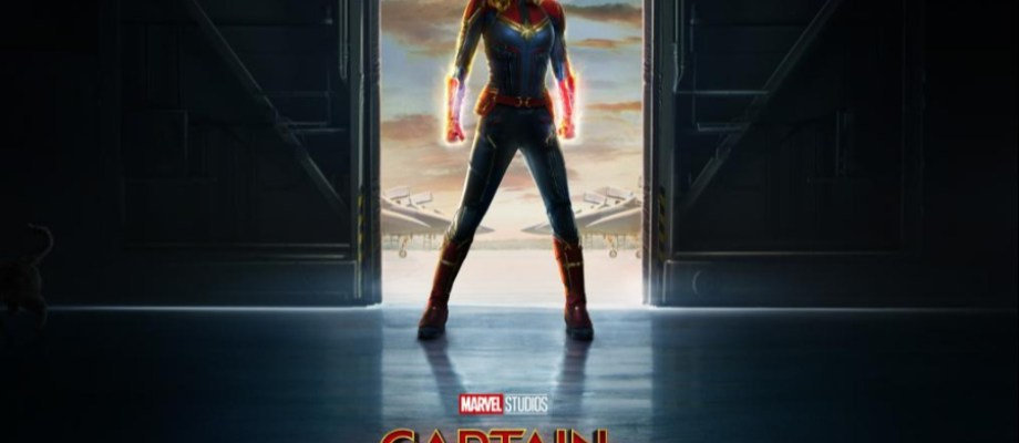 Captain Marvel is Available on DVD/Blu-ray! #CaptainMarvel