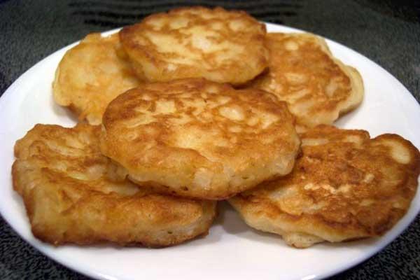 Amish Onion Patties