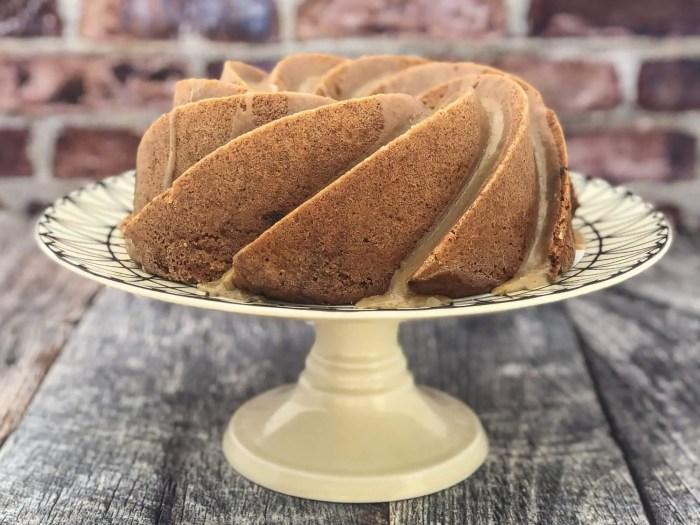 Appelsin og birkes bundt kage opskrift