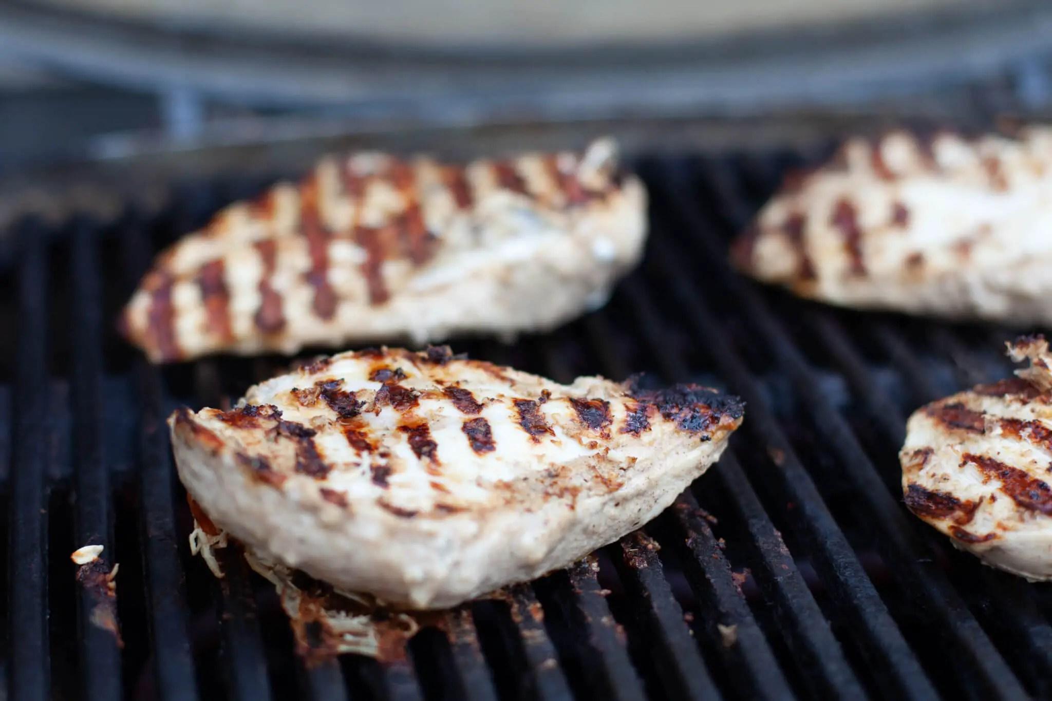 tandoori kyllingeburger opskrift