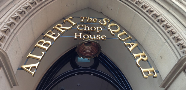 The Albert Square Chop House, Manchester