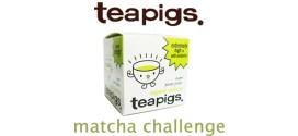 Teapigs Green Tea Matcha Challenge