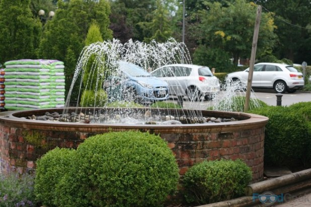 Woodford Park Fountain