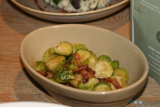 Sprouts & Bacon
