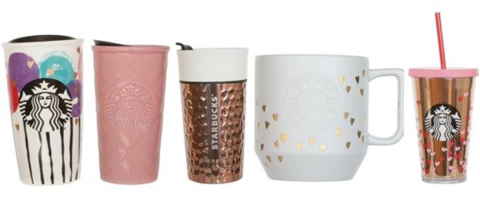 Starbucks Valentines Day Gift Guide 2017 Foodgressing