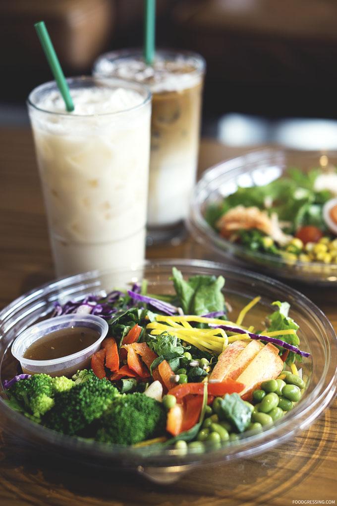 Starbucks Lunch Menu 8