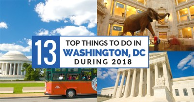 13 Top Things to Do in Washington, DC during 2018 ...