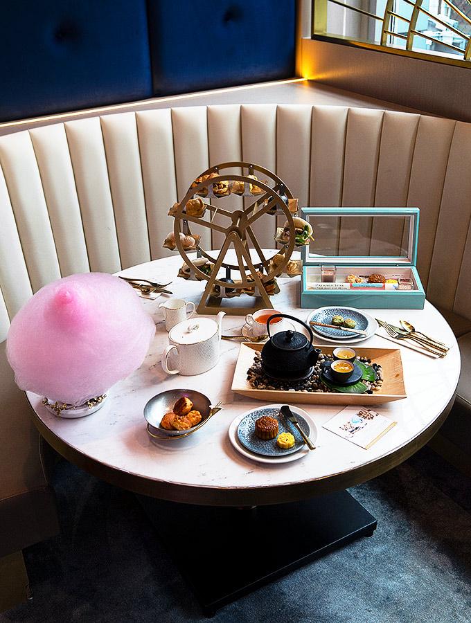 H Tasting Lounge Golden Week 2018 Afternoon Tea  Foodgressing