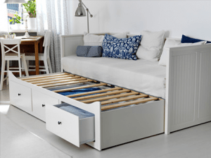Beyond the Sofabed: Furniture that Does Double Duty