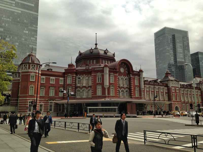 Foodicles Tokyo Station 1