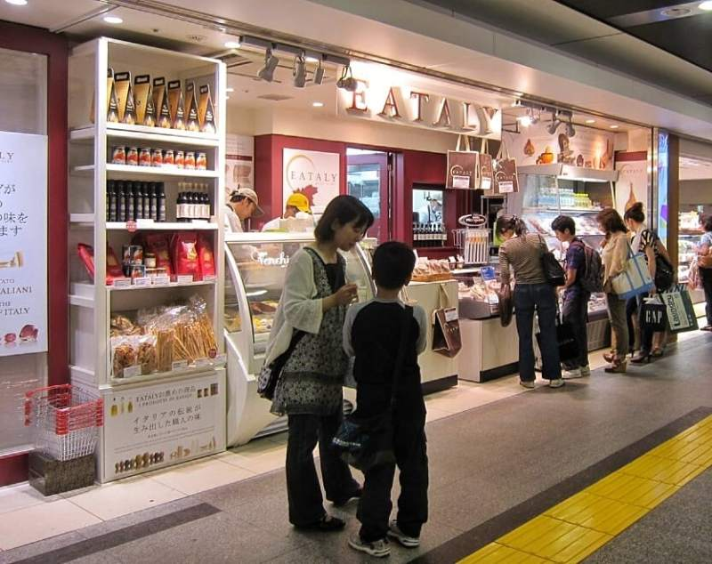 Foodicles Tokyo Station 10