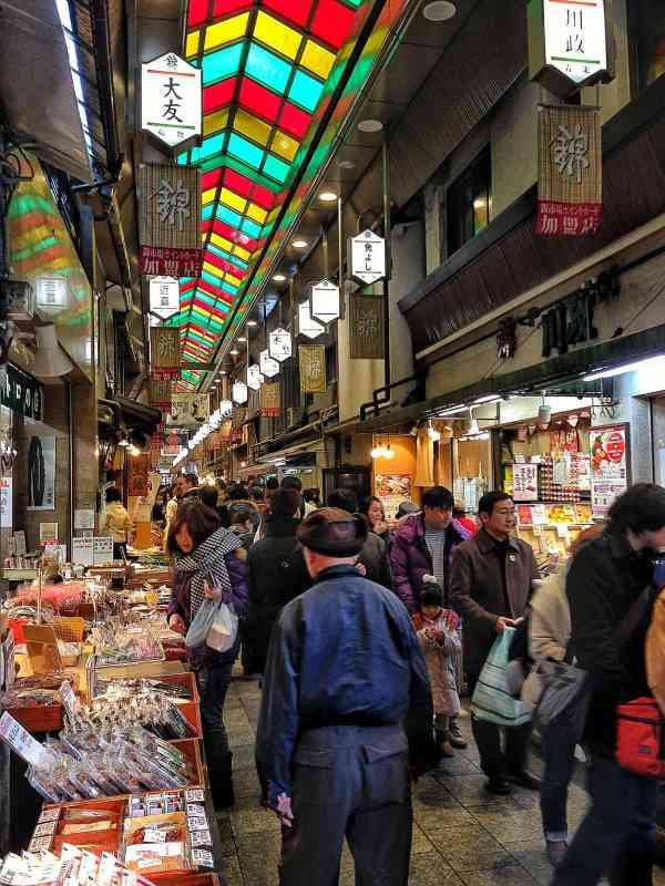 Foodicles Kyoto Nishiki Market 1