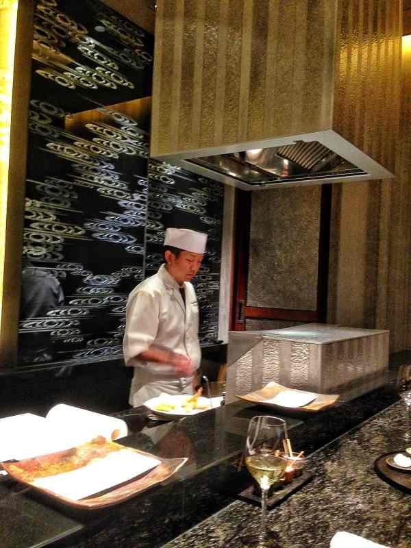 Foodicles Ritz Carlton Kyoto Tempura 1