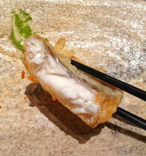 Foodicles Ritz Carlton Kyoto Tempura 8
