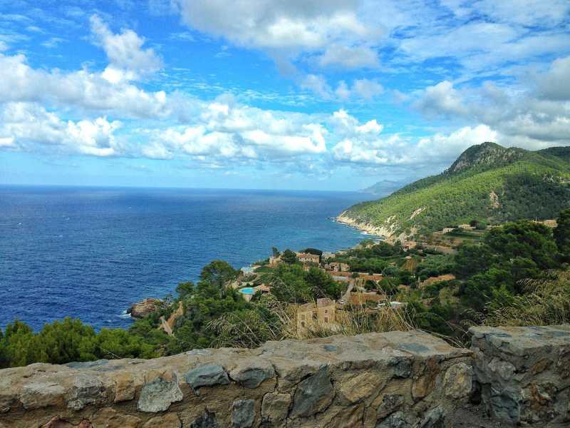 Driving around Mallorca