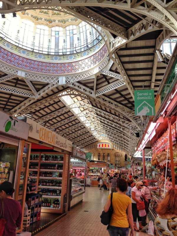 Valencia's market