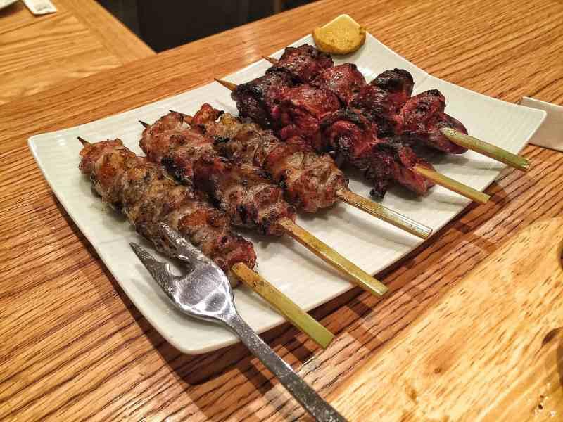 Foodicles Tokyo Tori Kansuke 6