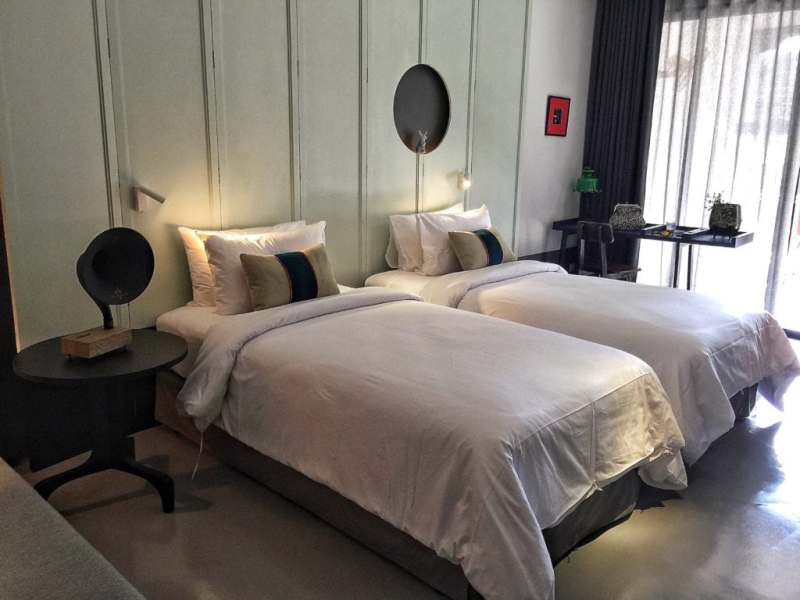 Foodicles Hotel des Artists Ping Silhouette Chiang Mai 6