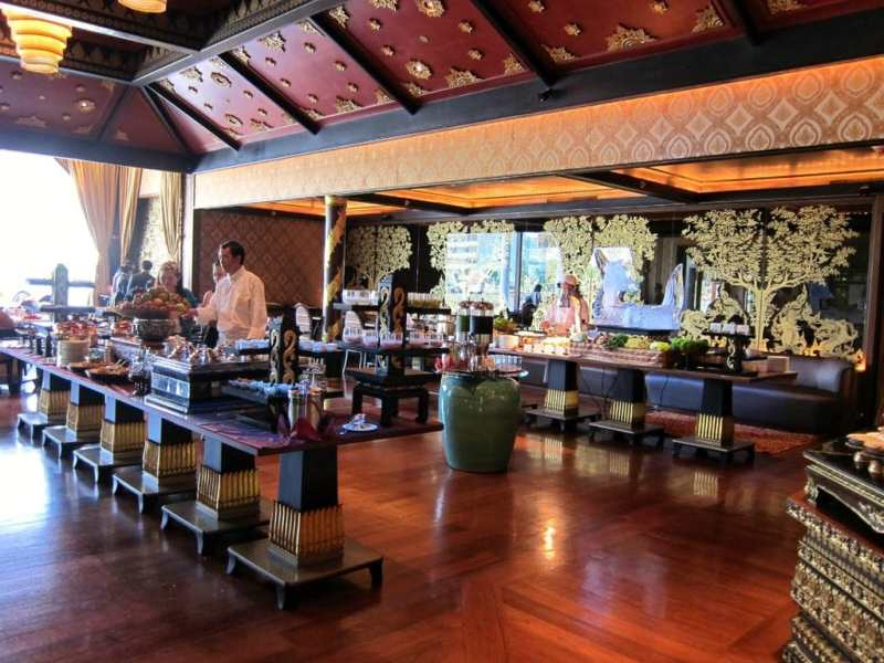 Foodicles Mandarin Oriental Bangkok Sala Rim Naam 7