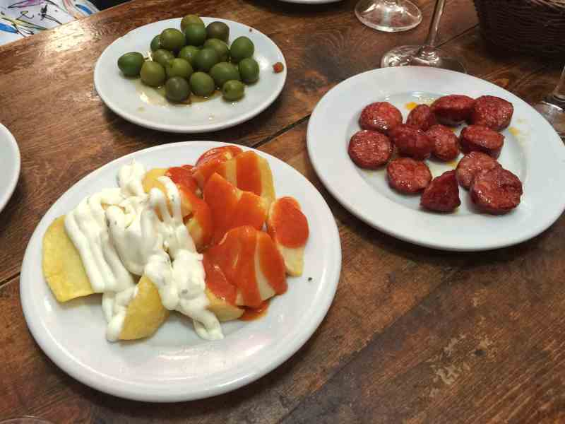 Foodicles Devour Madrid Food Tour 13
