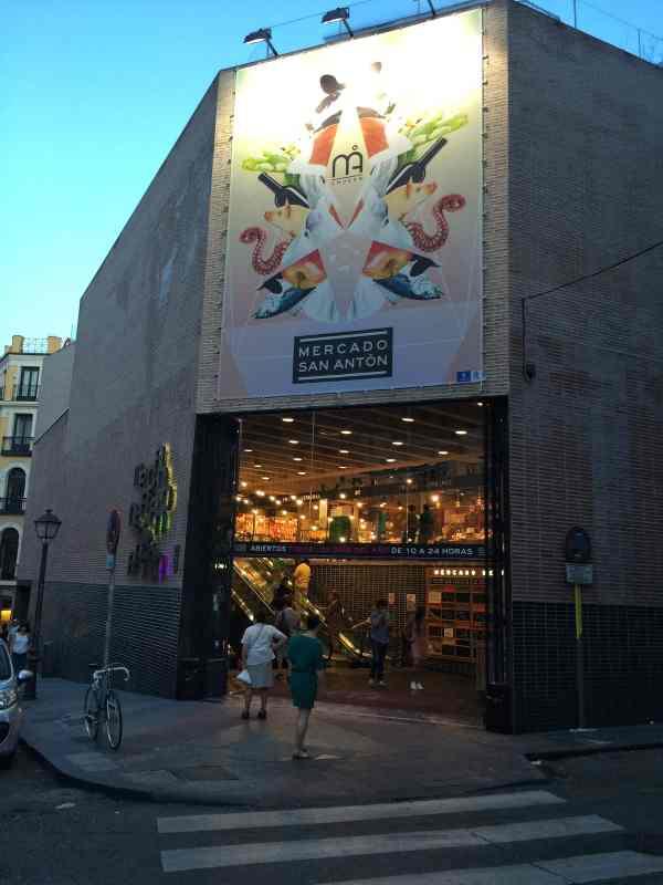 Foodicles Mercado San Anton Madrid 1