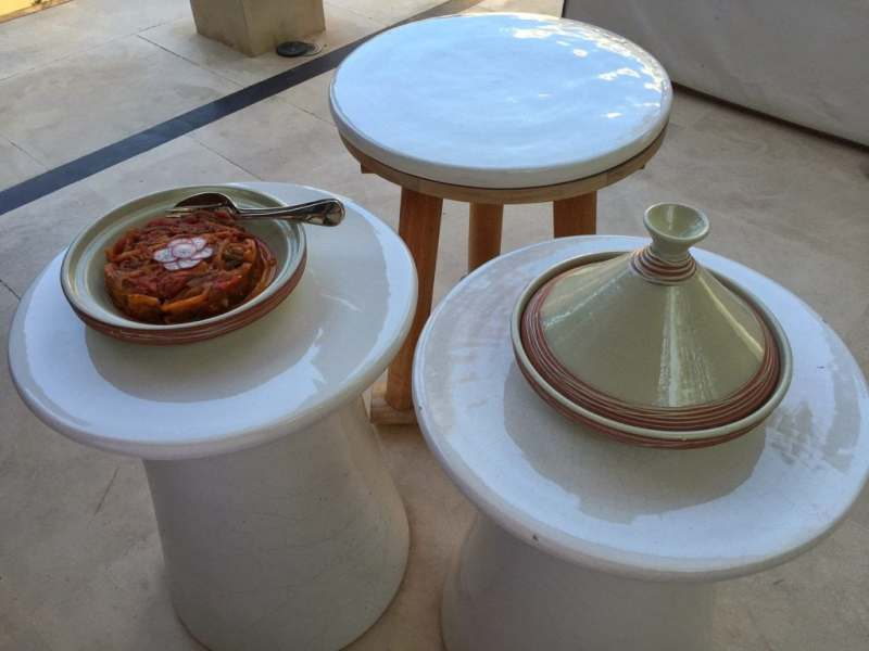 Foodicles Mandarin Oriental Marrakech In Villa Dining 2