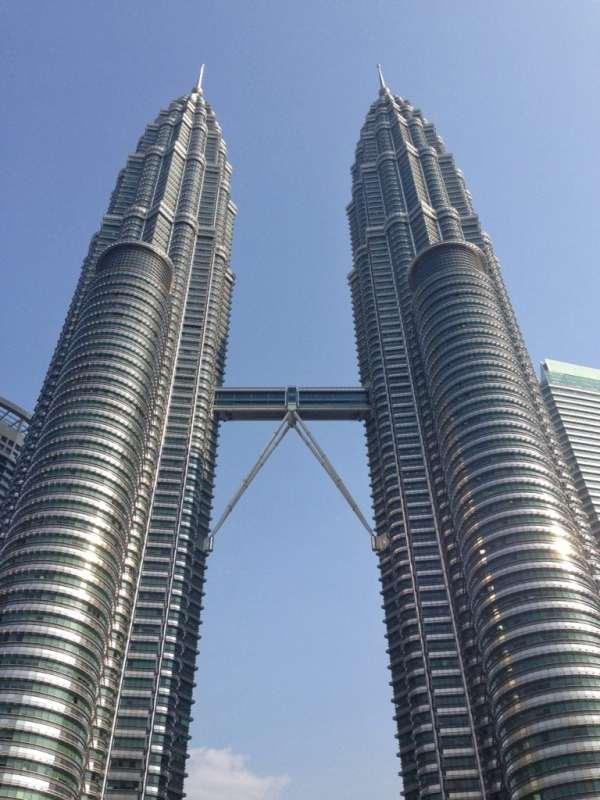 foodicles petronas twin towers