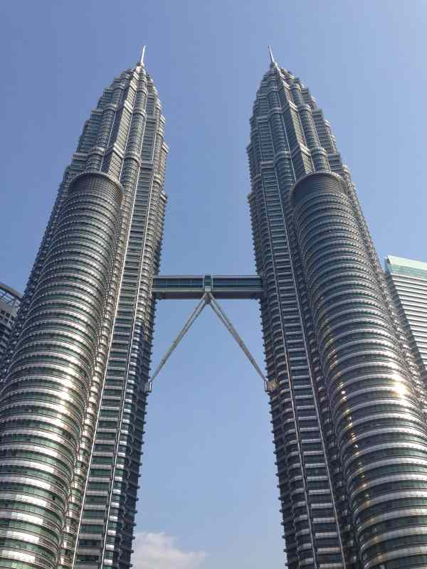 foodicles petronas twin towers