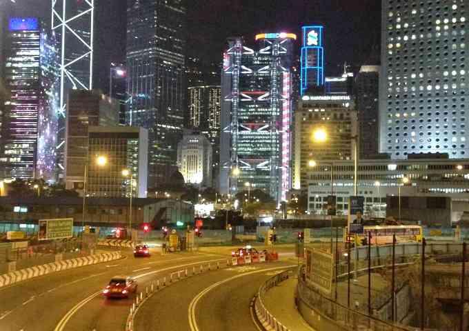 Hong Kong Detailed Itinerary
