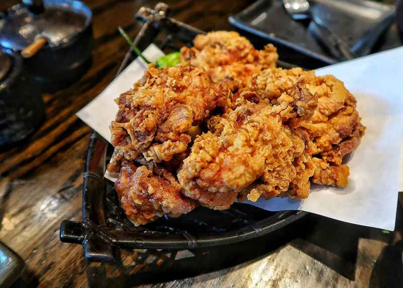 Sumika Grill Los Altos Best Chicken Karaage