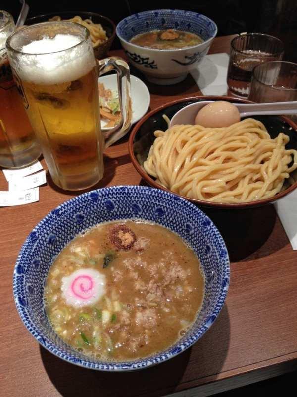 Tsukumen Tokyo Rokurinsha