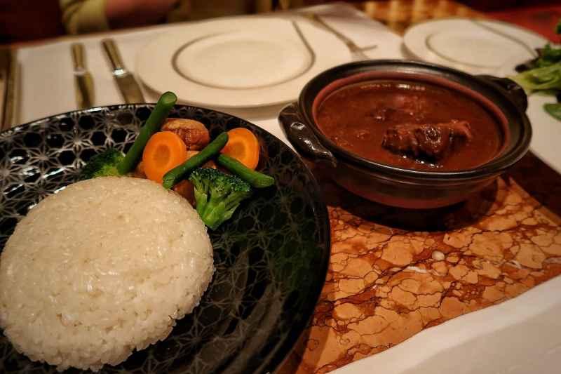 Japanese Beef Curry Peninsula Tokyo