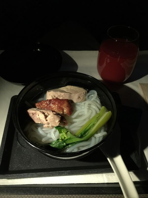 Long-Haul Meals