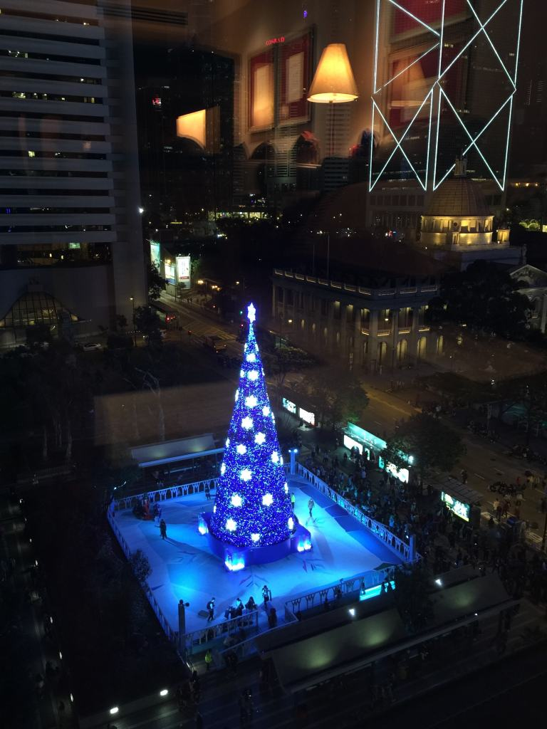 Recap Christmas Hong Kong
