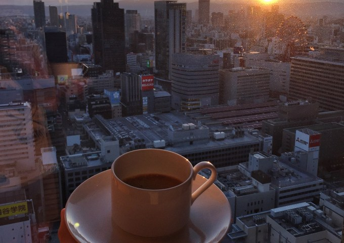 InterContinental Osaka Breakfast