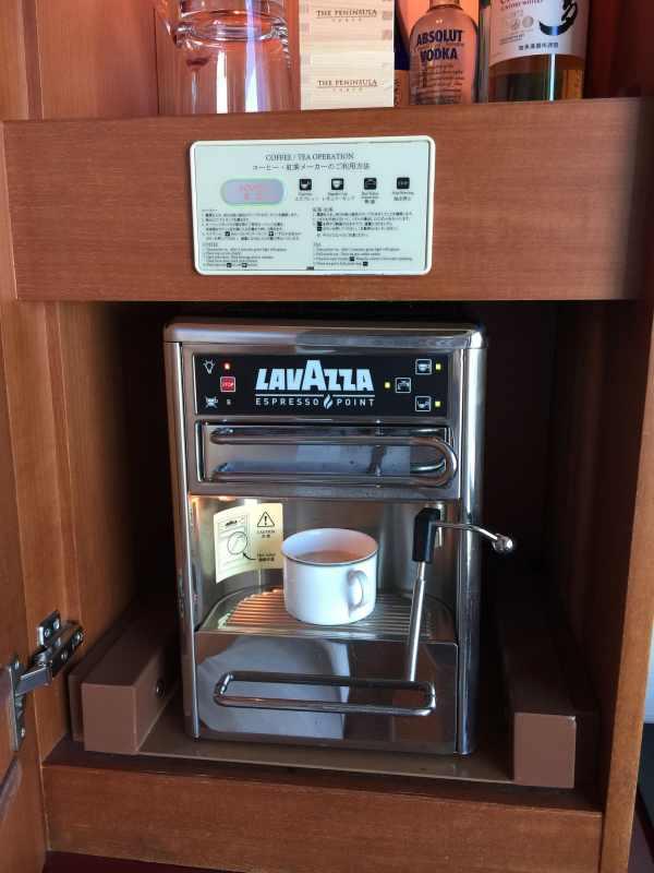 Peninsula Tokyo Breakfast