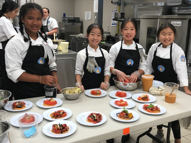 Kids Cooking Summer Camp – Rooks to Cooks